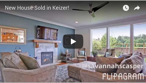Sold This Beautiful Custom Built Home In Keizer Oregon!