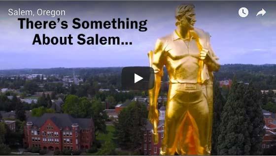 Salem Oregon is our Capitol City!!!